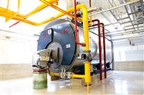 汽车行业燃油气蒸汽锅炉