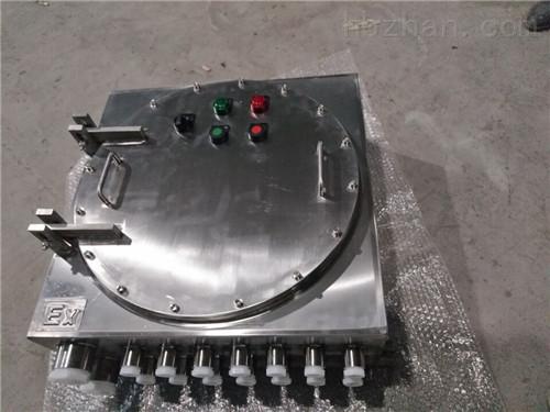 优质304不锈钢防爆接线箱