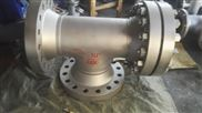 高压T型过滤器