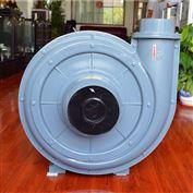 TB150-5塑料吹膜机用TB 3.7kw中压鼓风机