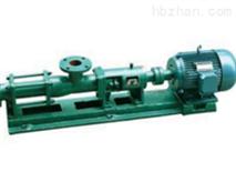 G型单螺杆泵