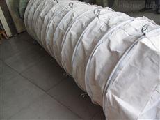 水泥散装颗粒输送帆布伸缩布袋 报价