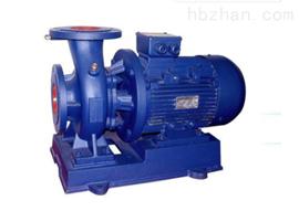 臥式不鏽鋼泵ISWH臥式不鏽鋼管道離心泵