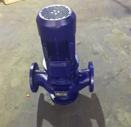 管道式不鏽鋼排汙泵GWP型管道式無堵塞排汙泵