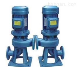 LW型直立式無堵塞排汙泵