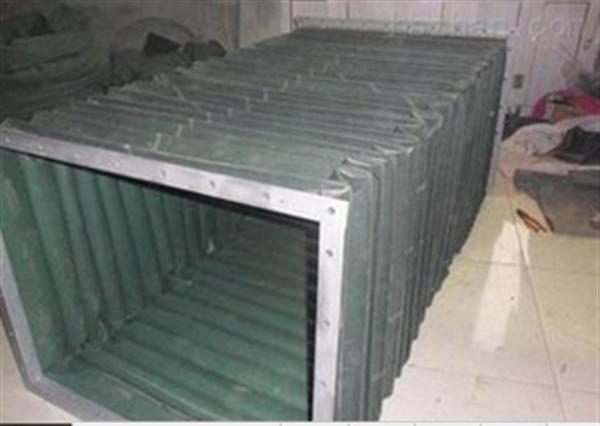 防尘耐磨损通风帆布软连接 厂家直供