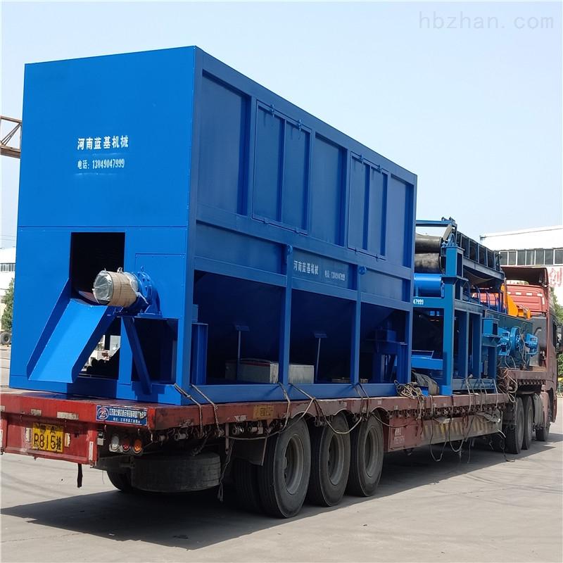 垃圾分离机价格 建筑垃圾处理设备厂家mnbv