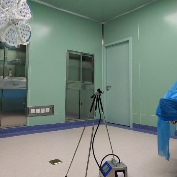 负压隔离病房验收检测