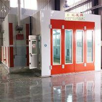 永州防火板面包车烤漆房