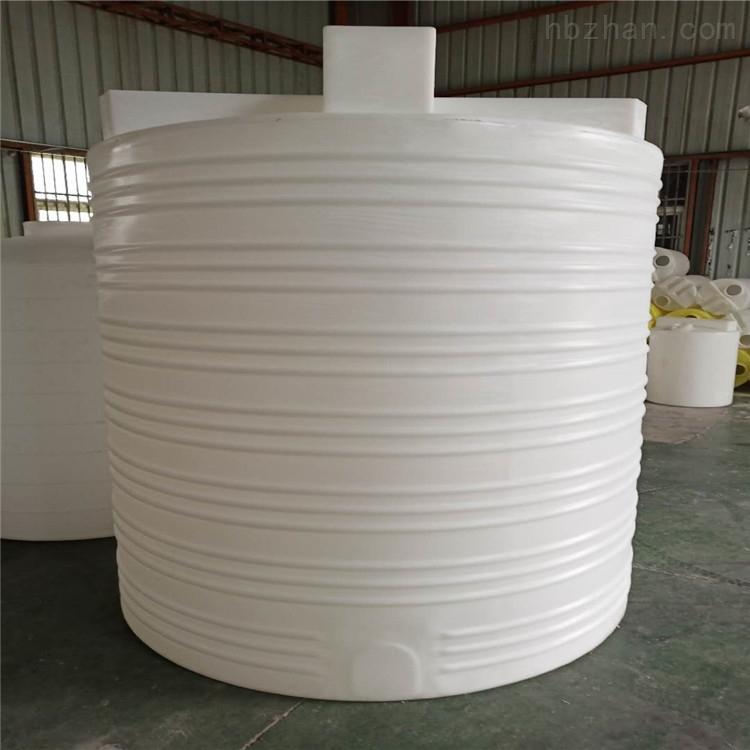 嘉兴5立方水处理加药箱 耐酸碱搅拌罐