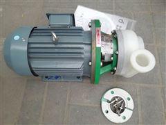 PF50-40-125PF50-40-125塑料耐腐离心泵