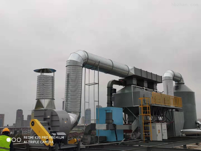 安徽芜湖催化燃烧炉厂家