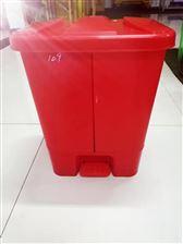 40L双桶垃圾桶秀山县分类垃圾桶40L厂家直销