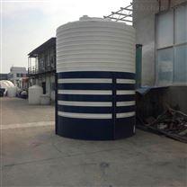 水泥搅拌站用塑料水箱 开发10吨水箱