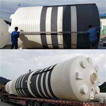5吨外加剂水箱 PE塑料水箱施工