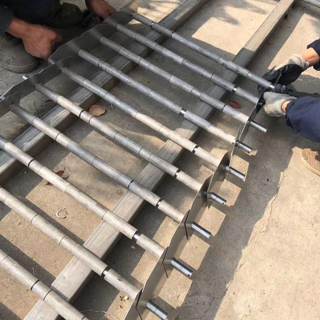 阶梯式格栅除污机