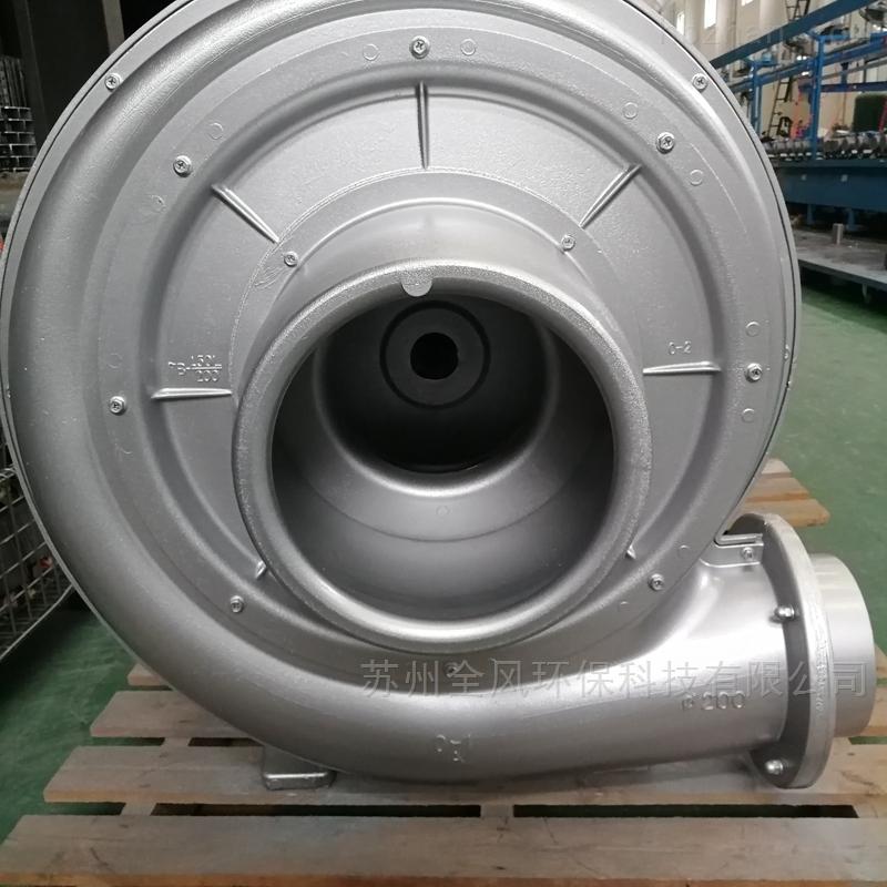 TB100-2管道抽风中压鼓风机