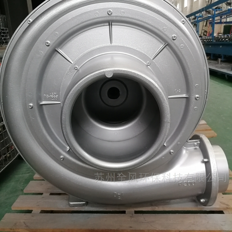 TB100-1.5KW离心中压鼓风机