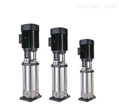 立式多级轻型不锈钢泵离心泵