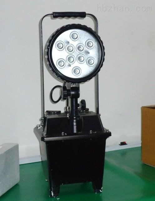 SW2600 30W手提防爆探照灯升降式照明系统灯