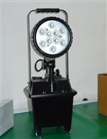内蒙BZC8010A防爆强光工作灯轻便移动升降灯