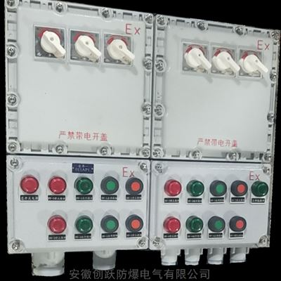 BXMD56 T防爆配电箱 防爆控制箱