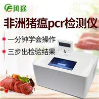 FT-PCR非洲猪瘟pcr检测仪
