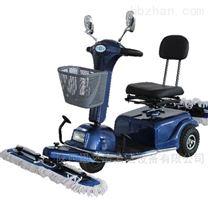 西安电动三轮尘推车 地面用电动拖地机