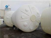 30吨大型塑料水塔 耐酸碱化工储罐