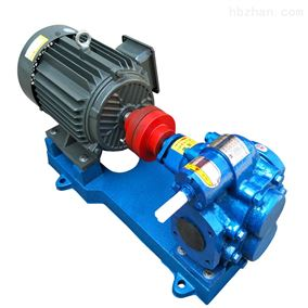 KCB/2CY型齿轮式输油泵