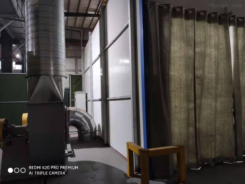 池州地吸式喷漆房设备厂家直销