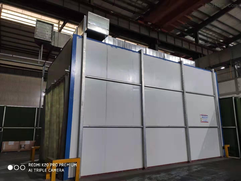 滁州烤漆房废气处理设备专业定制