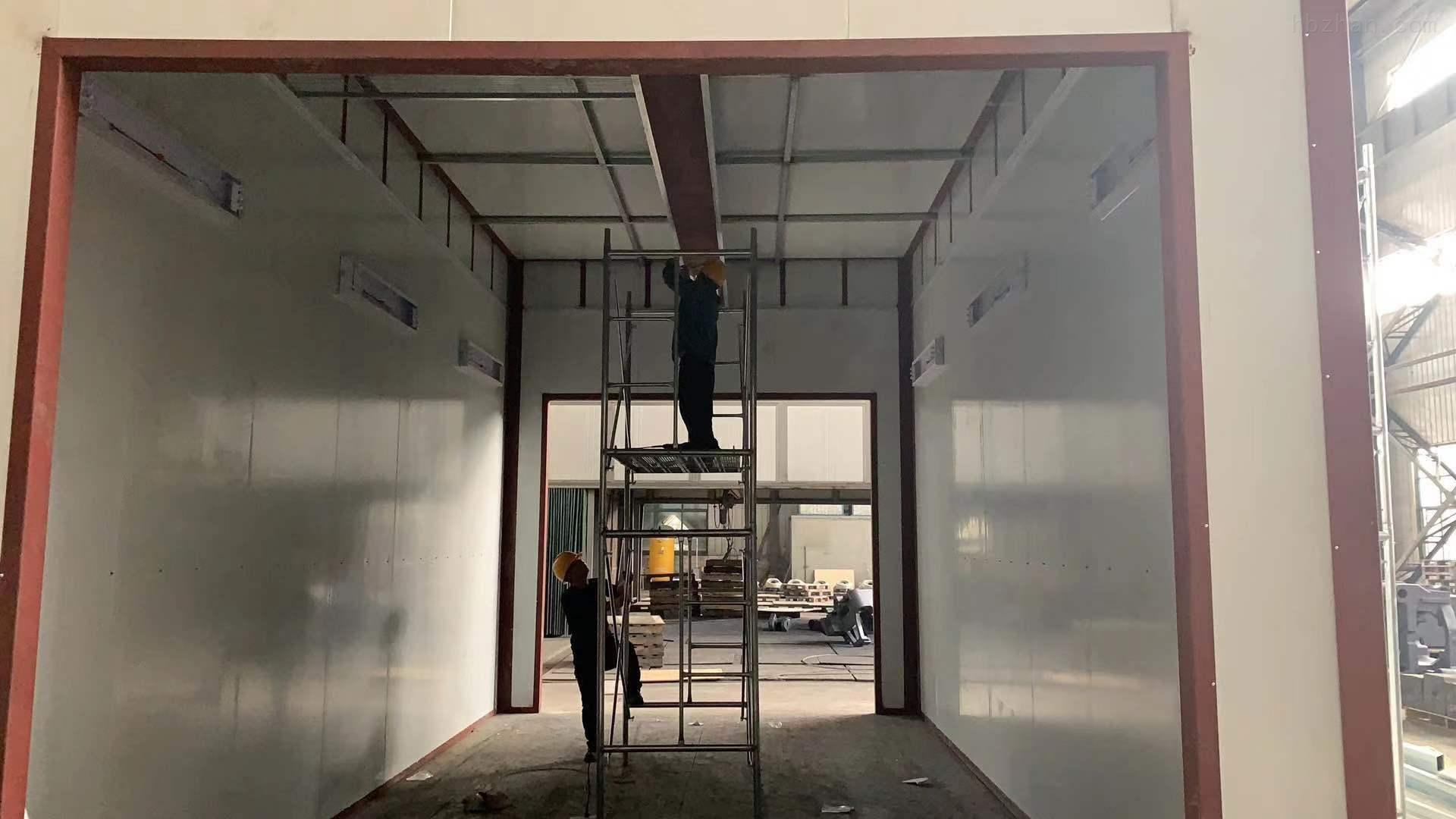 安徽侧吸式喷漆房设备厂家