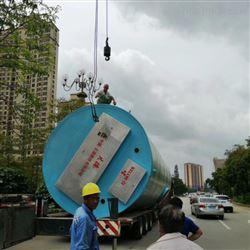 玻璃钢预制泵站供应