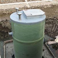 一体式地埋式预制泵站