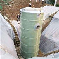 一体化预制式雨水提升泵站