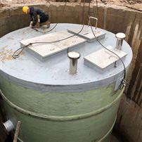 泽尼特地埋式一体化泵站