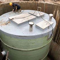 玻璃钢污水提升泵站报价