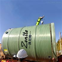 地埋一体化预制污水提升泵站