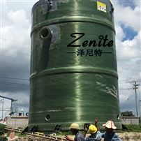 地埋一体化污水提升泵站报价