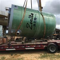 PPS一体化雨水提升泵站