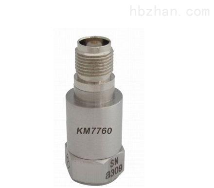 HK7760宽频压电加速度传感器