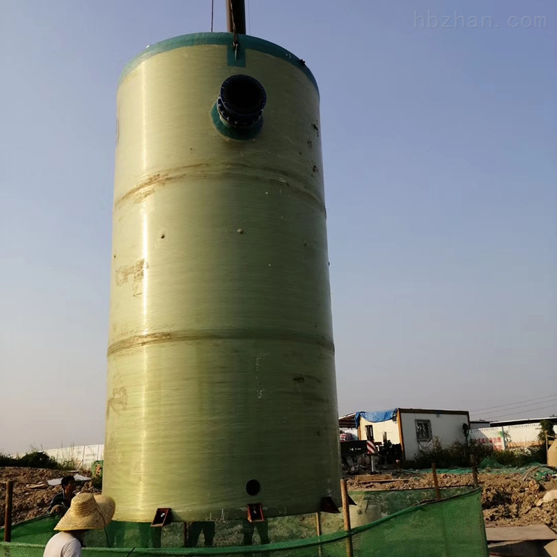 地埋式预制泵站