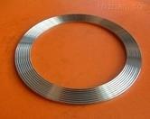 加工生产金属齿形垫,金属椭圆垫片,波齿垫厂家