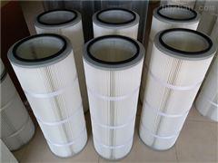 齐全除尘滤芯废气处理聚酯纤维无纺布除尘器滤筒