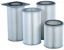 过滤器粉末除尘滤芯聚酯纤维除尘器滤筒
