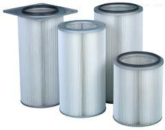 除尘滤芯耐高温除尘滤筒 阻燃除尘器滤筒