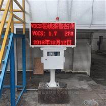 廠界VOC在線自動檢測預警系統