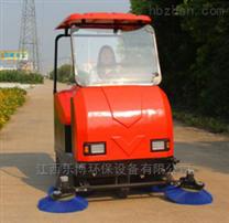 山西长治搅拌站用粉尘电动驾驶式扫地车