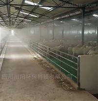 安装消毒除臭设备养殖场不可少的专用设备